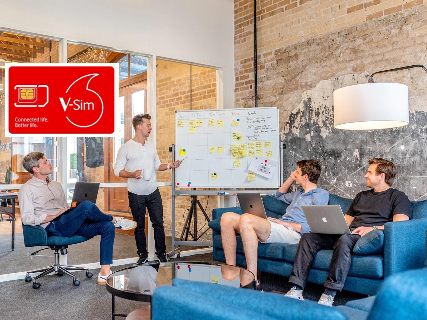 Analisis de la SIM V de Vodafone